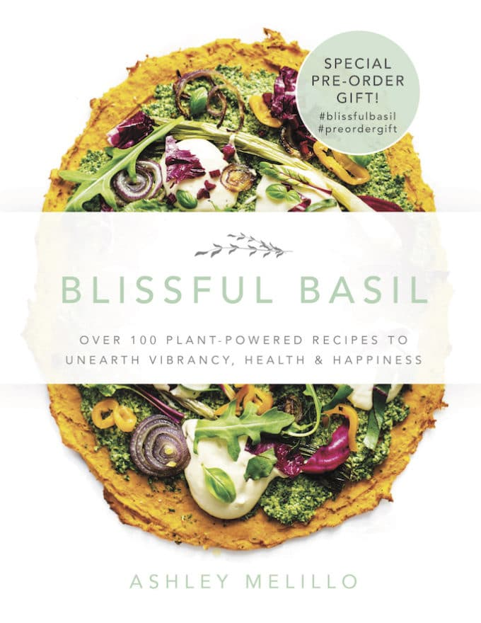 Blissful Basil Preorder Recipe Bundle