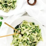 Vegan Green Goddess Pasta