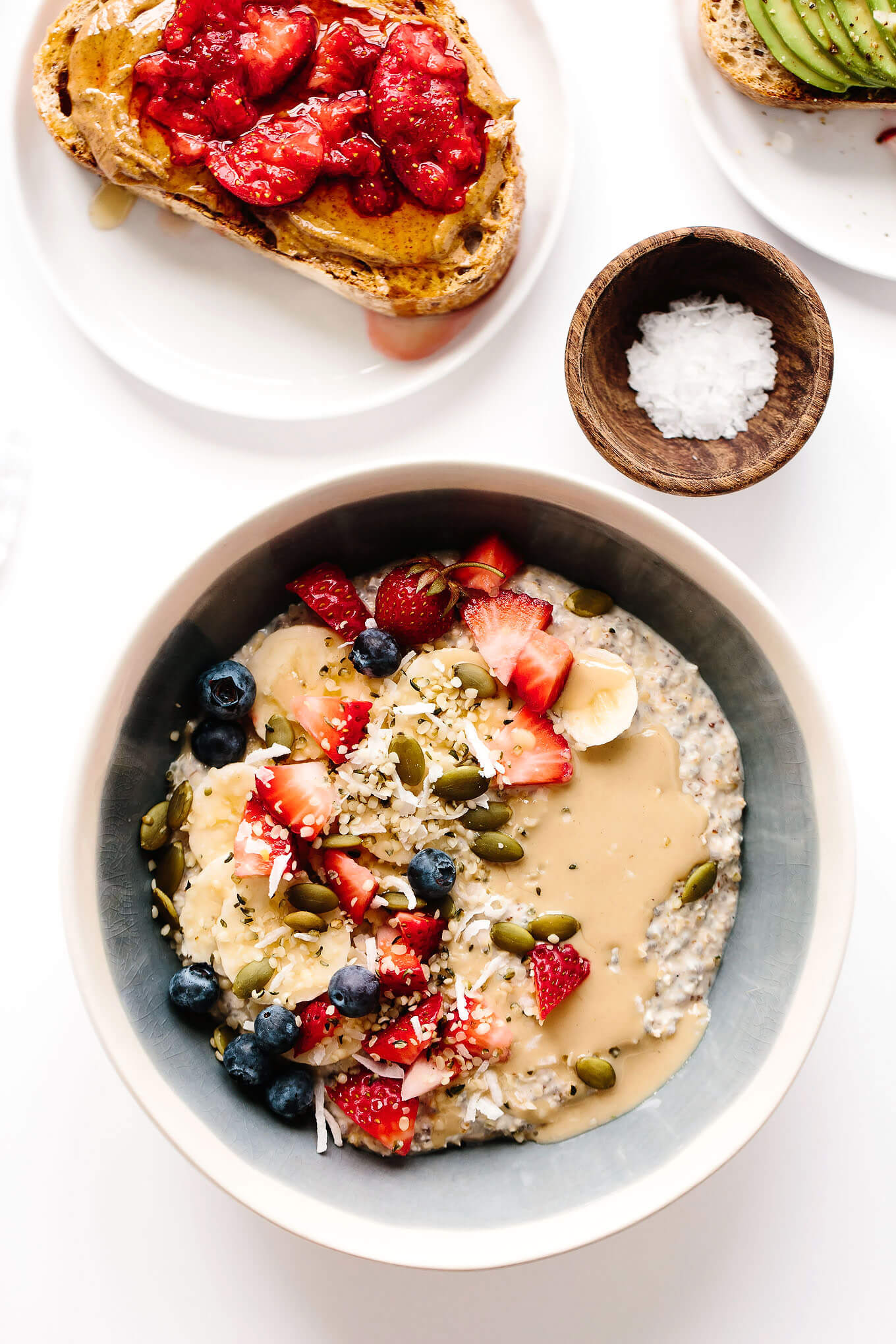 5 Minute Creamy Bircher Muesli Blissful Basil