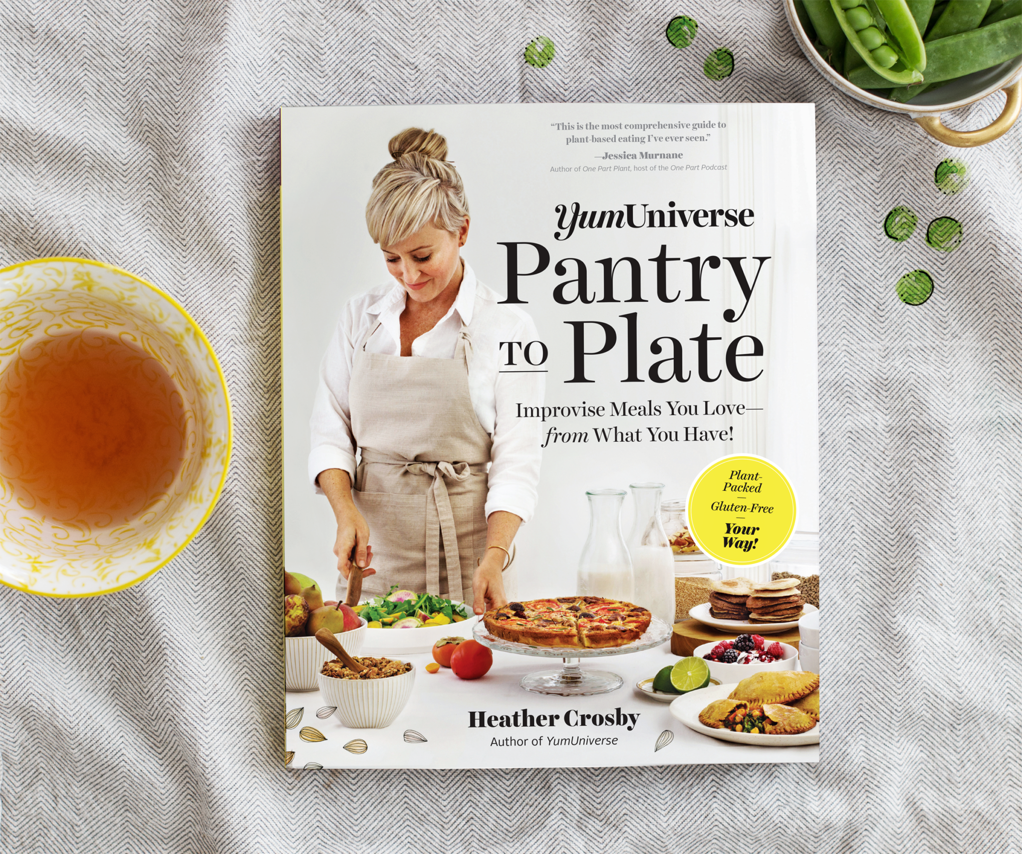 YumUniverse Pantry to Plate