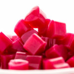 Vegan Strawberry (Heart) Beet Gummies