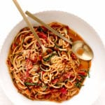Favorite 15-Minute Zoodles Marinara