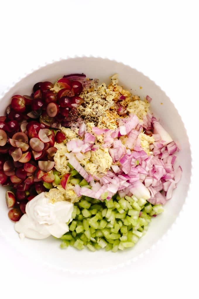 Vegan Un-Chicken Salad