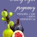 Healthy Vegan Pregnancy: Prenatal Care + Birth Preparation
