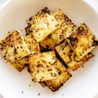 Vegan Halloumi Cheese