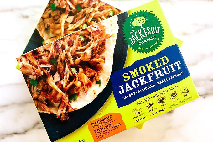 Vegan Smoky Jackfruit Stew