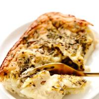 Vegan Creamy Potato Casserole