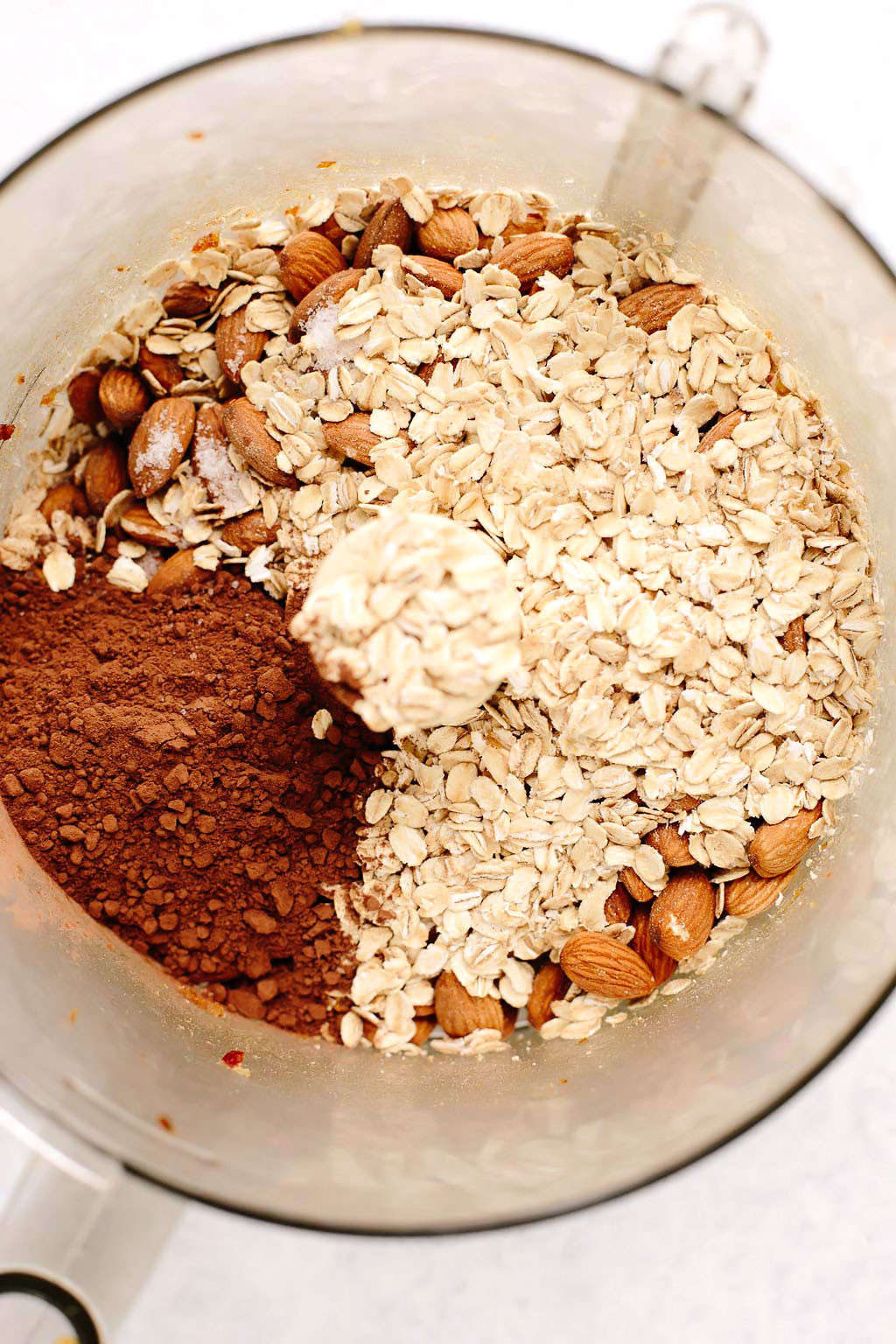 Chocolate Cherry Almond Energy Bites