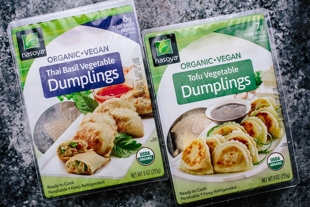 Nasoya Dumplings
