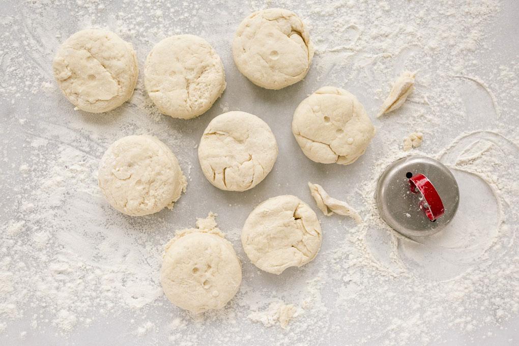 How to Make Vegan Biscuits