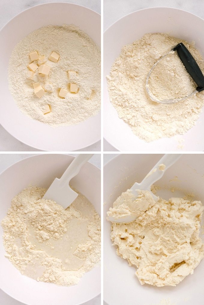 How to Make Vegan Biscuit Dough—Step by Step
